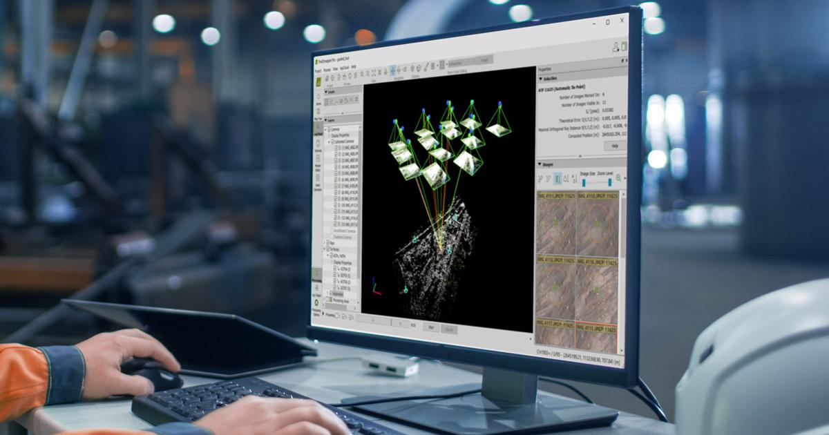 Photogrammetry Software Tenders