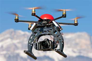 Drone Camera Video Tenders