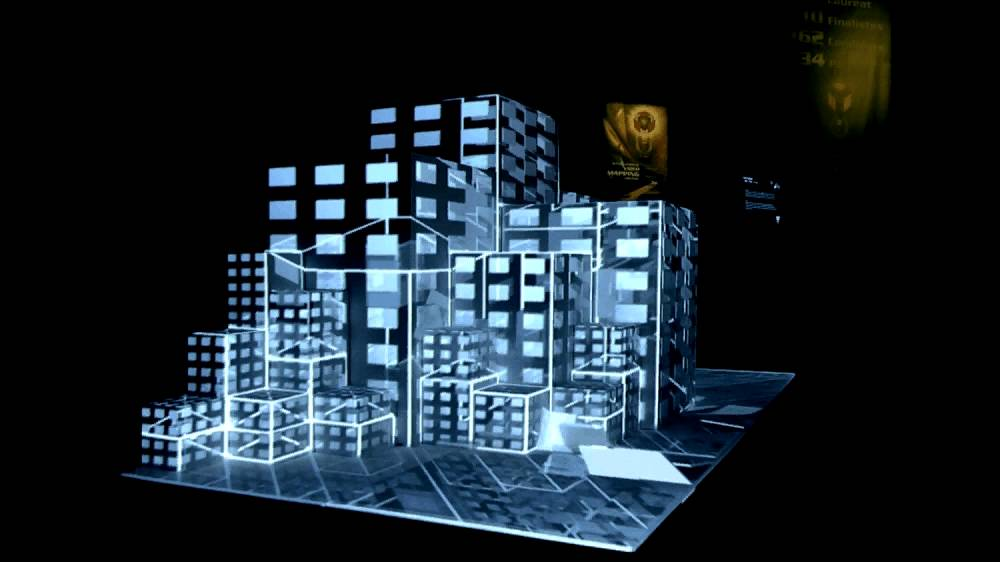 3d Projection Mapping Tenders