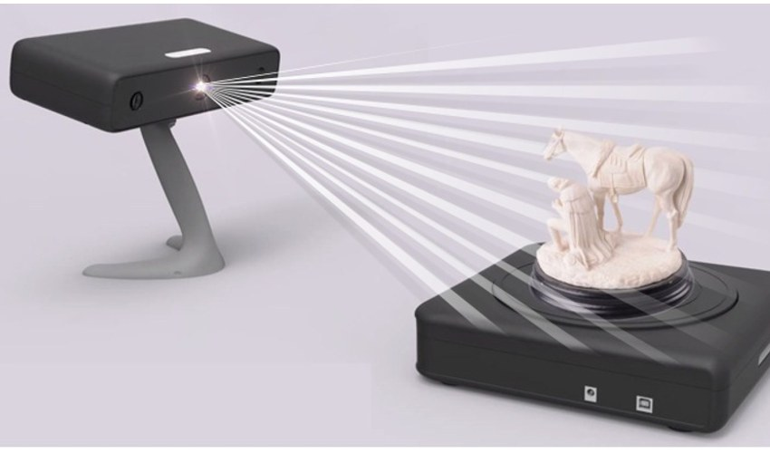 3d Object Scanner Tenders