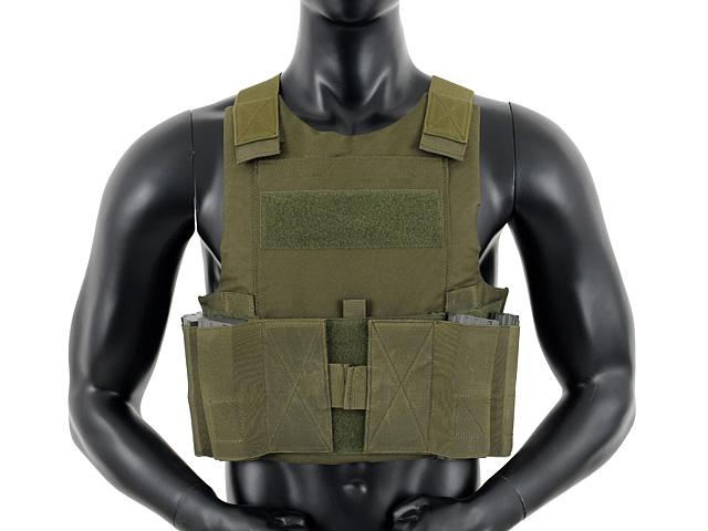 Body Armor Tenders