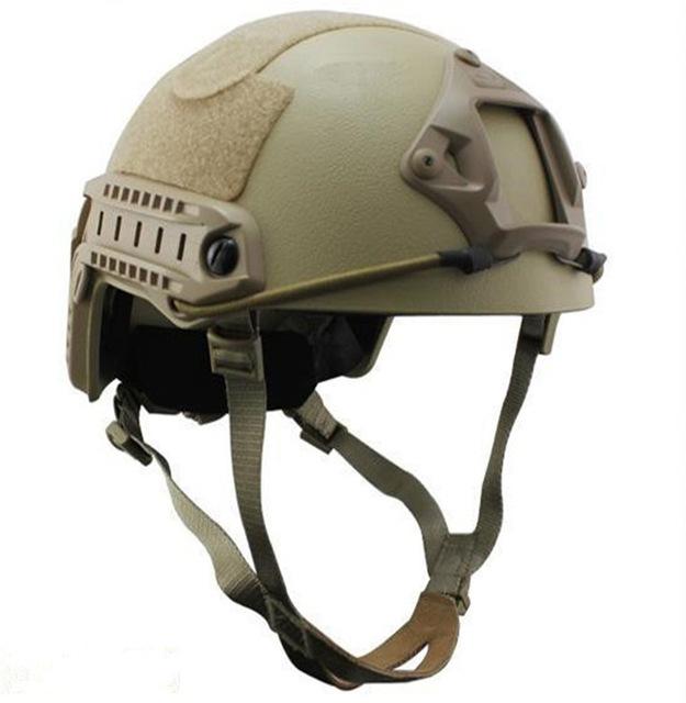 Bulletproof Helmet Tenders