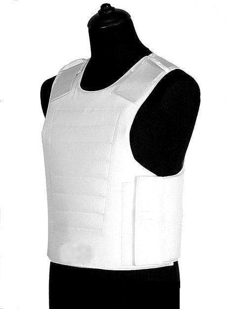 Concealable Bulletproof Vest Tenders