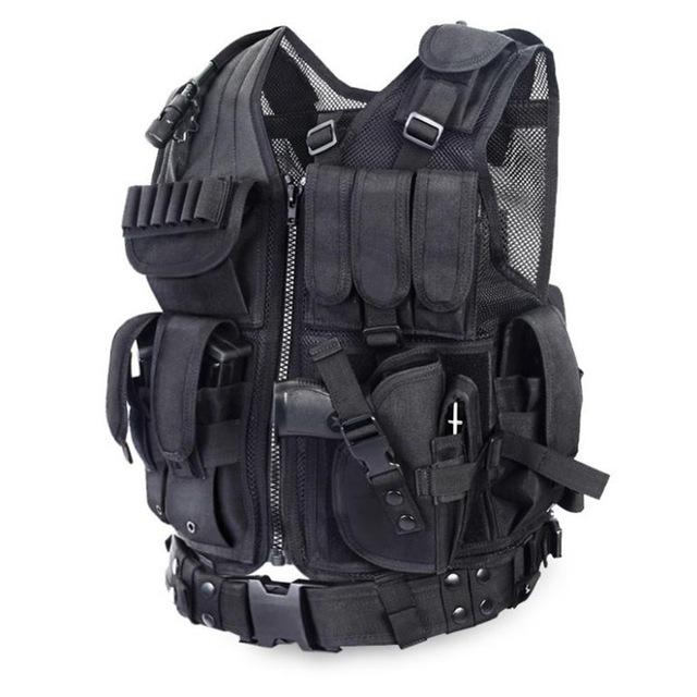 Police Tactical Vest Tenders
