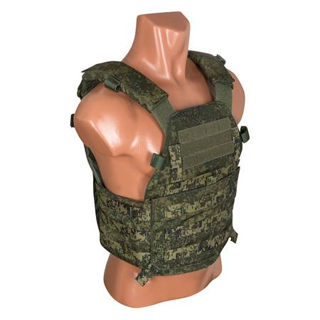 Military Body Armor Tenders