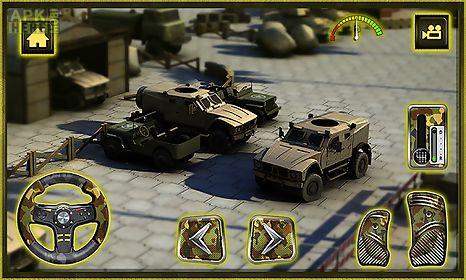 Army Simulator Tenders