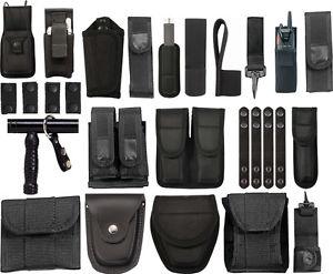 Police Duty Gear Tenders
