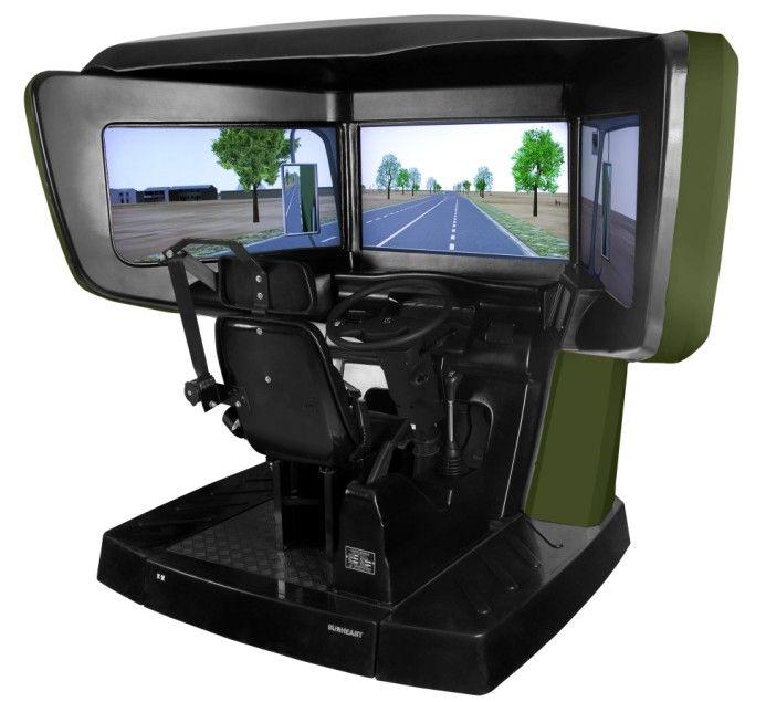Simulator Tenders